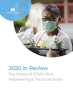 Book_Cover_2020_in_Review20The_Impact_of_ COVID-19_on_Volunteering&The SocialSector