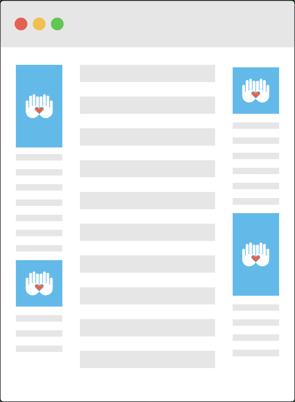connect widget icon